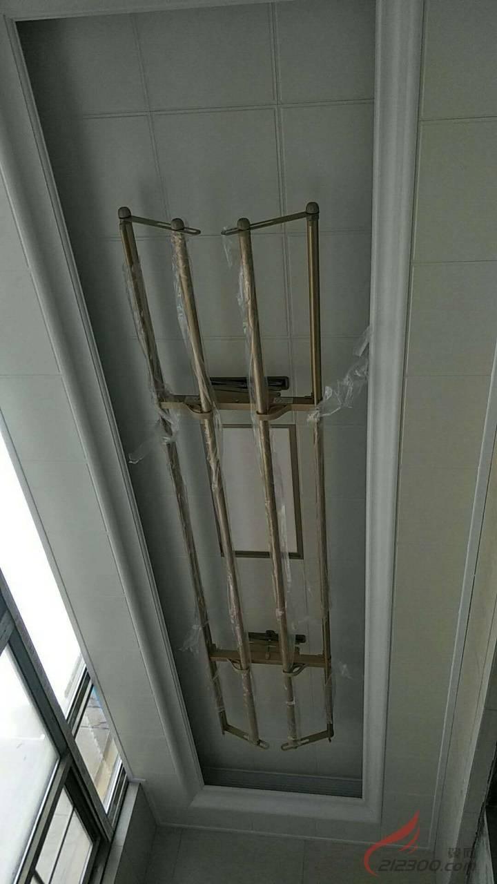 【容声集成吊顶】——阳台实景效果图